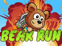 Jeu mobile Bear run