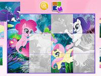Puzzle: my little pony