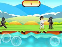 Jeu mobile Karate