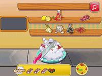 Jeu mobile Happy sushi roll