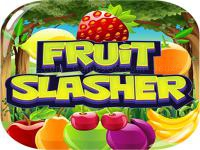 Jeu mobile Eg fruit slasher