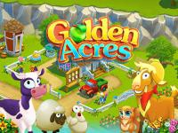 Jeu mobile Golden acres