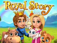 Jeu mobile Royal story