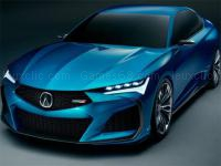 Jeu mobile Acura type s concept puzzle