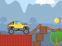 Jeu mobile Monsters truck