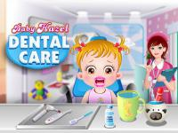 Jeu mobile Baby hazel dental care