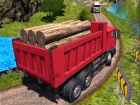 Jeu mobile Offroad indian truck hill drive