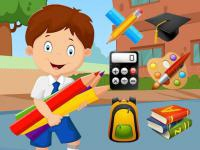 Jeu mobile School match 3