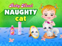Jeu mobile Baby hazel naughty cat