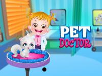 Jeu mobile Baby hazel pet doctor