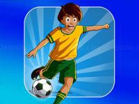 Jeu mobile Hyper soccer shoot training