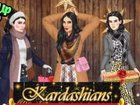 Jeu mobile Kardashians do christmas