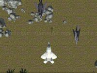 Jeu mobile Sky jet wars