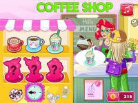 Jeu mobile Mermaid coffee shop