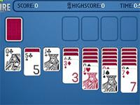 Fun game play solitaire