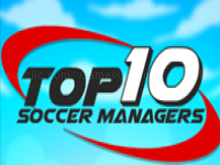 Jeu mobile Top 10 soccer managers