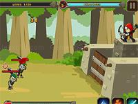 Jeu mobile Kingdom defense: the archer