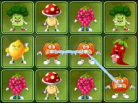 Jeu mobile Angry vegetables