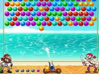 Bubble pirate shooter