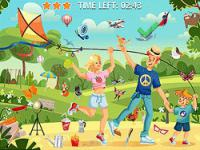 Jeu mobile Hidden objects: hello spring